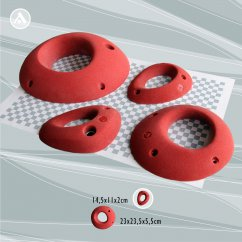 Holds Rings Anatomic